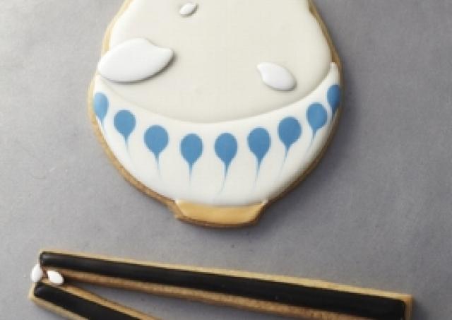 アイシングクッキー×七宝 恵比寿で異色の展覧会