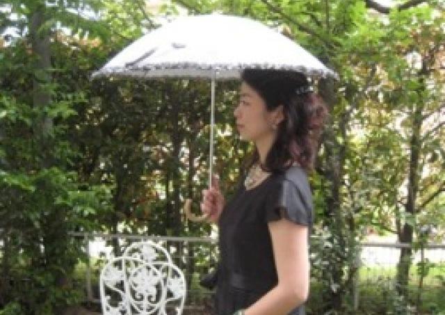 日傘で判断される レディとおばさんの分岐点