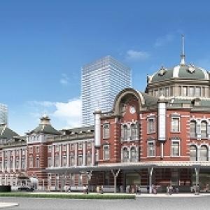 2012年10月、東京駅丸の内駅舎保存復原完成 最新「東京駅ガイド」