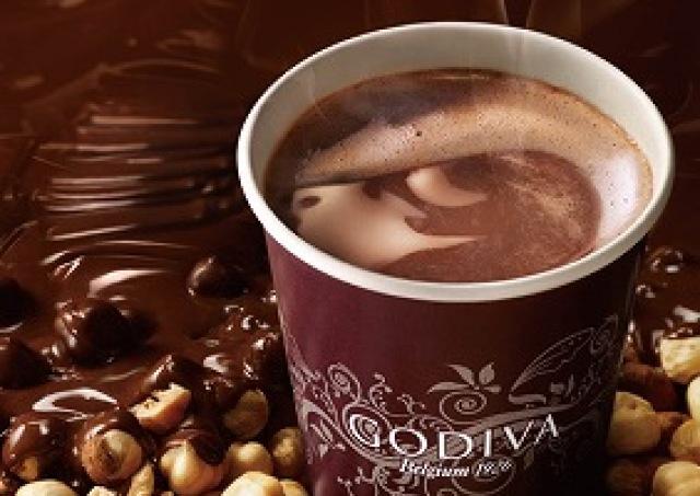 今日のプチ贅沢はコレ 「ゴディバ」のチョコドリンクに冬季限定フレーバー