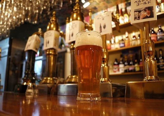 合言葉で樽生1杯サービス 神楽坂の名物「地ビールダイニング」