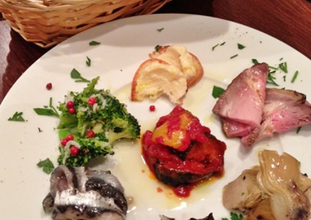 広報OLグルメ日記♯1 コスパのいい海鮮イタリアン 「FISH HOUSE MARIO」/代々木