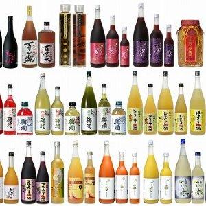 1500円で「梅酒」21種飲み比べ 日本一の極上モノもやって来る