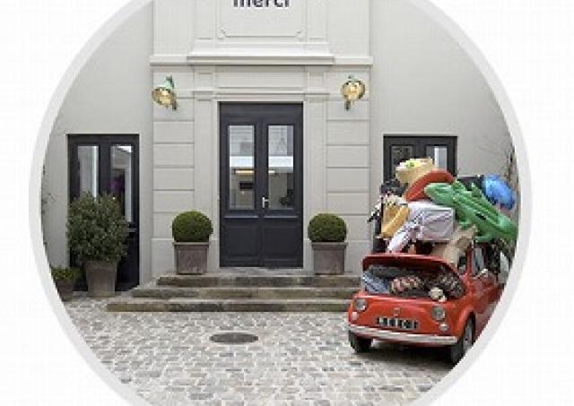 パリの人気雑貨店「メルシー」が再上陸! 母の日アイテムを紹介
