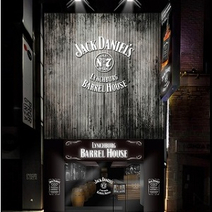 銀座に日本初の「ジャック ダニエル」公式Bar 飲み比べもOK