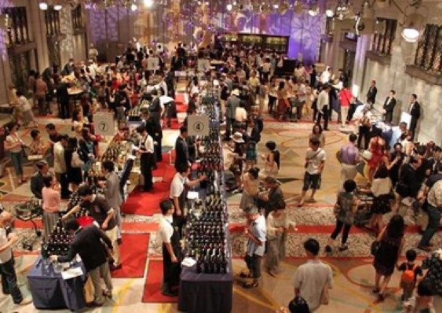 ワイン250種以上試飲OK! ホテルオークラ東京の人気ワイン祭り