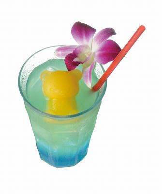 アルコール無しでのカクテル ブルーハワイのレシ …