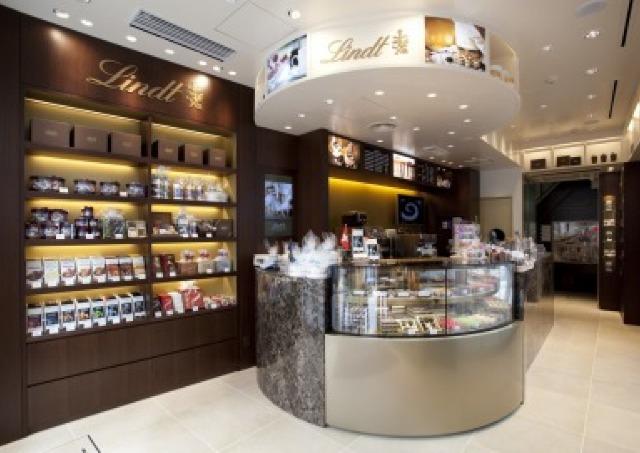 リンツ ショコラ カフェ渋谷店 1周年記念「お得セット」を販売