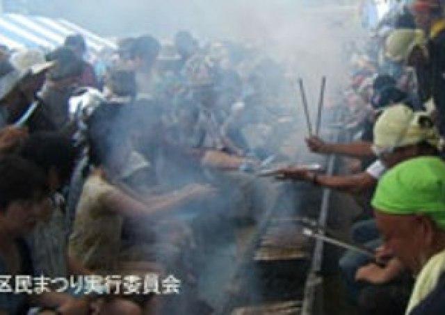 焼きたて「さんま5000尾」無料ふるまい 恒例「目黒のさんま祭り」