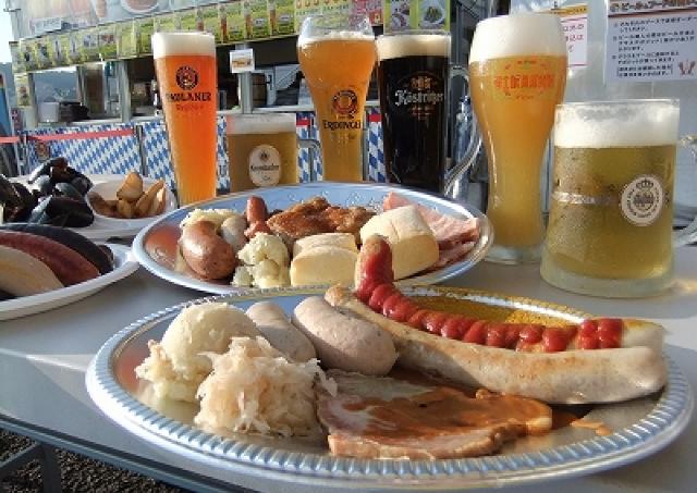次のオクトーバーフェストはお台場 日本とドイツの地ビール勢ぞろい