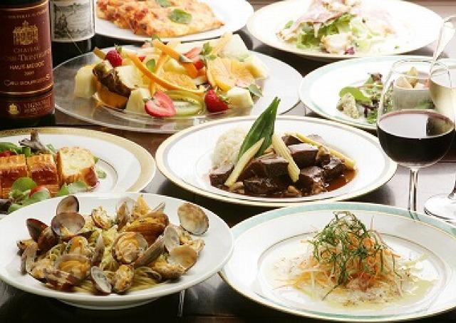本格フレンチ40品以上食べ放題 新宿のレストラン「ジェイズ」でオーダーバイキング