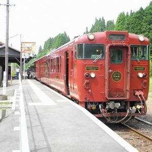 鉄ちゃん&鉄子大注目 車窓からの風景にいやされるローカル線10選