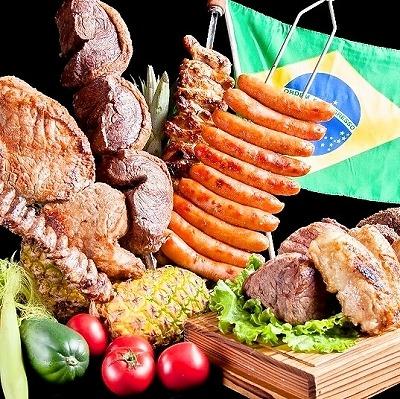 2016年ブラジルが熱い!シュラスコが食べられる …