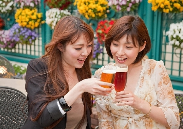 女性が女性のために選んだ21種 イクスピアリで個性派ビール祭り