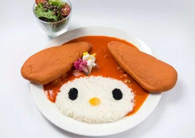 これはかわい過ぎる! 渋谷パルコにキュン死注意「マイメロディ カフェ」