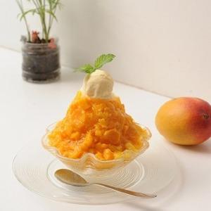 代官山「九州パンケーキカフェ」 長崎から直送のかき氷「トロピカルアイスマウンテン」いかが?