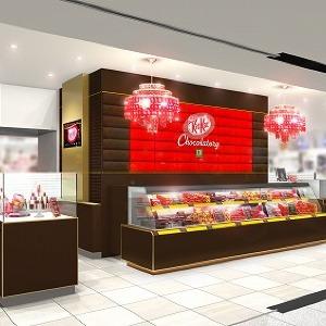 話題のキットカット専門店「キットカット ショコラトリー」 2号店が大丸東京にオープン