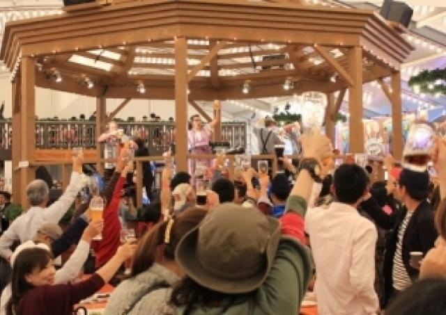 過去最多90種のビールが登場 横浜赤レンガ恒例「横浜オクトーバーフェスト」