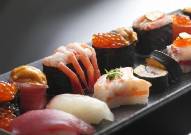 旬ネタの極上寿司を好きなだけ!握りずしの食べ放題