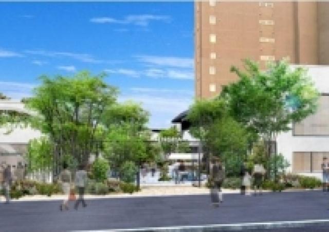 代官山駅前に「5年間限定」商業施設 「テノハダイカンヤマ」11月28日オープン