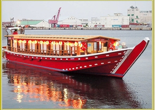 神戸の屋形船で年越しいかが? まだ間に合うカウントダウンクルーズ