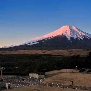 富士山頂が見えなかったら無料宿泊券 山中湖畔のホテルでキャンペーン開催