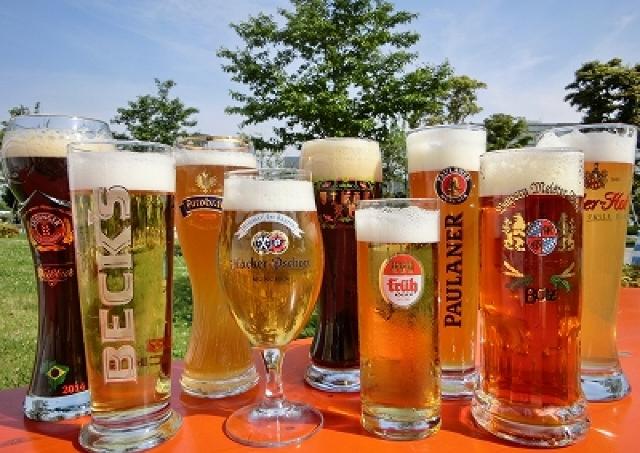 初夏の風を感じながらビール!駒沢オクトーバーフェスト2015