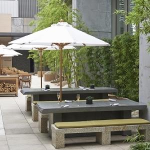 テーマは「美」 グランドハイアット東京でコラーゲン、スーパーフードのBBQテラス