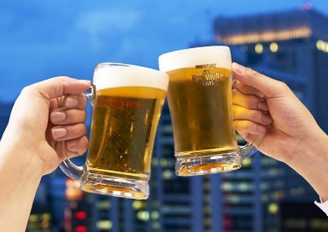 有楽町「交通会館」13Fに大人のビアガーデン 夜景とジャズとおいしいビールと