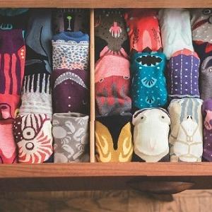 マニアックな深海魚たちのかわいい靴下 フェリシモの人気コレクションに「新種」登場