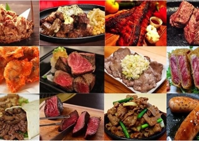 肉とビールで夏を乗り切れ!お台場で肉×ビアガーデンの祭典が開催