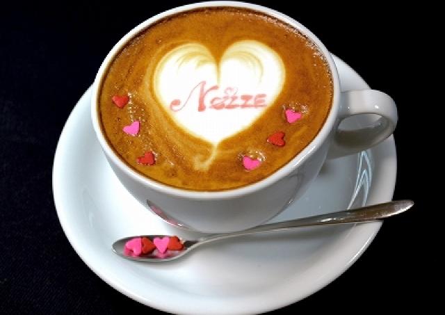 カフェインで「つり橋効果」を狙え! 「ラテアート婚活」、コーヒーの日に開催