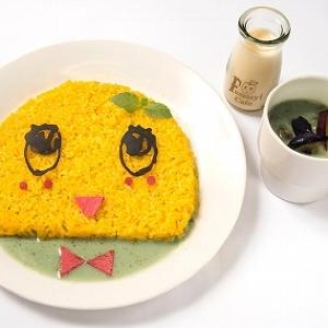 めちゃかわメニュー勢ぞろい「ふなっしーカフェ」、渋谷パルコに戻ってきたなっしー!