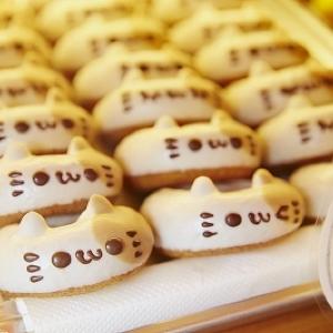 かわいすぎて食べられない!ネコ、柴犬、ライオン、パンダ...「イクミママのどうぶつドーナツ!」自由が丘に出店