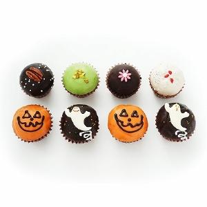 今年のハロウィンはめちゃかわカップケーキ&ウーピーパイが主役 ウェブ通販でも販売中