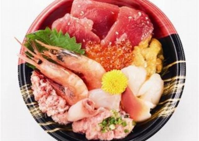 海鮮、和風、洋風...人気どんぶり20種のナンバーワンが決まる!松坂屋上野店ほっぺタウンで初開催