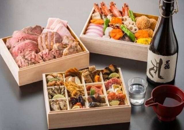 お正月からお肉が食べたい! 一段まるまる肉づくしの「夢酒みずき」おせち2016