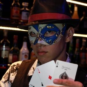 本格マジックと一緒にお酒を楽しむバー 「マジックセドナ」池袋に登場