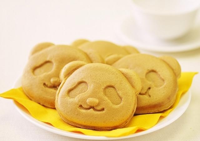 上野名物「パンダ焼き」にマロン豆乳クリーム味! 秋さんぽのお供に