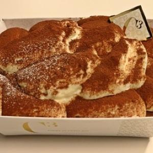 衝撃のふわふわ感!こんなティラミス食べたことない! 横浜工場だけで買える「幻のティラミス」食べてみた