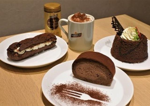 わざわざ食べに行きたいお出かけスイーツvol.1 世界で唯一のココアカフェ【越谷】