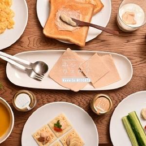 チーズ、ジャム、バターの代わりに使える!お手軽新潟発の「酒粕クリーム」いかが?