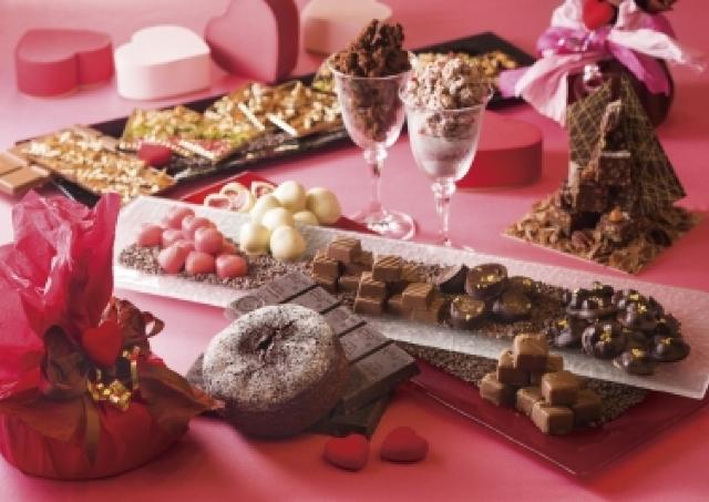友チョコ、ご褒美チョコにもオススメ!「オリエンタルホテル 東京ベイ」のバレンタインチョコ