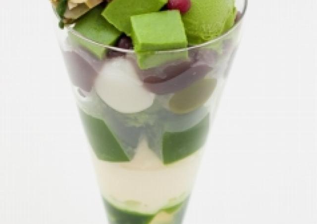 ココでしか食べられない「限定パフェ」も 伊勢丹立川に祇園辻利が特別展開