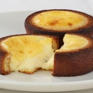 さくさく生地からとろ~りチーズケーキ バウムクーヘン専門店「バウム吉祥寺」の新タルトがおいしそう