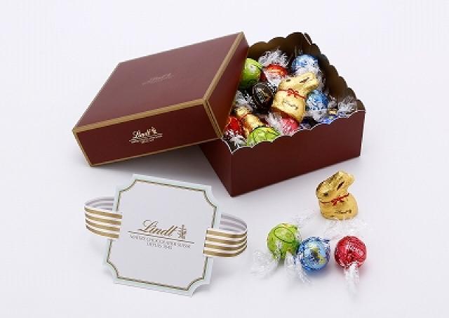 ホワイトデーの準備はじめませんか? リンツの「ホワイトデーに贈る」チョココレクション発売