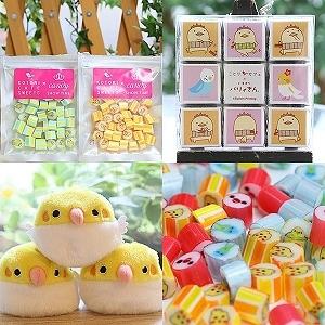池袋にかわいい「ことりお菓子」がやってきた 東急ハンズのホワイトデーイベントに急げ!