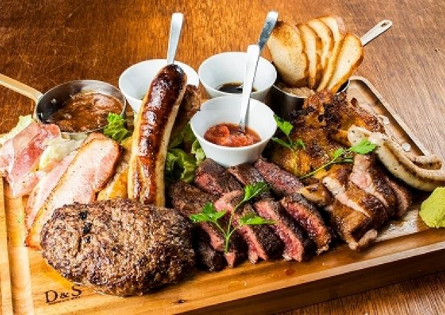 ごちそう熟成牛ステーキ「ゴッチーズビーフ」次は銀座にオープン! 豪快「トマホーク」にかぶりつけ