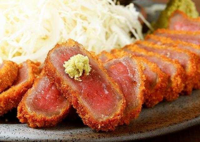 ついに神奈川へ進出 ミディアムレア牛カツ専門店「京都勝牛」ヨドバシ横浜にオープン!