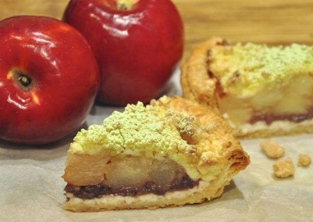 大行列のアップルパイ専門店が「東急プラザ銀座」にオープン 限定の小倉チーズが美味しそう!
